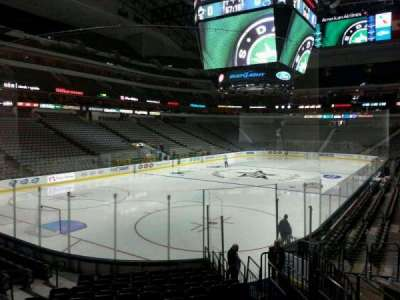 American Airlines Center, section: 111, row: O, seat: 6
