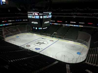 American Airlines Center section 306