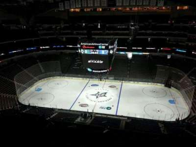 American Airlines Center, section: 325, row: R, seat: 5