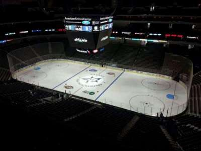 American Airlines Center, section: 324, row: F, seat: 7