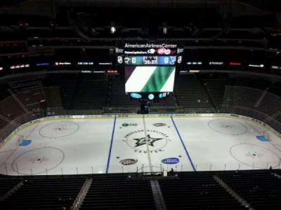 American Airlines Center, section: 310, row: F, seat: 15