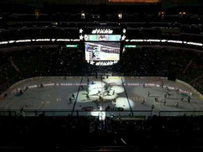 American Airlines Center section 326