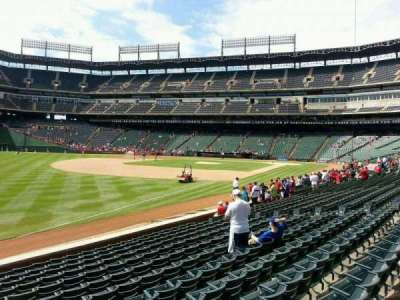 Globe Life Park in Arlington section 13