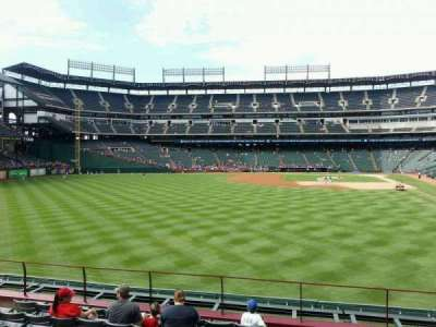 Globe Life Park in Arlington section 6