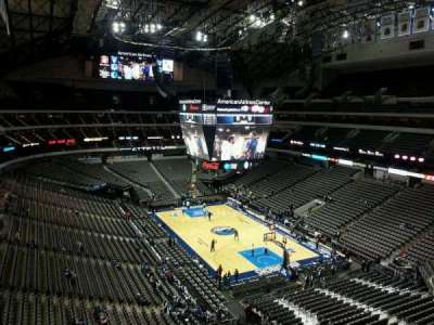 American Airlines Center section 304