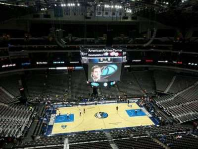 American Airlines Center section 311