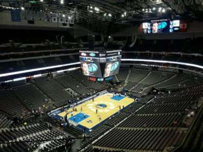 American Airlines Center section 314