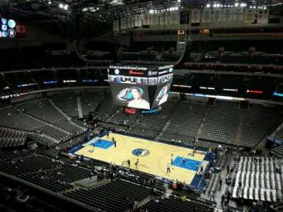 American Airlines Center, section: 324, row: G, seat: 14