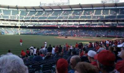 Angel Stadium section F103