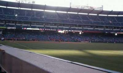 Angel Stadium section 131