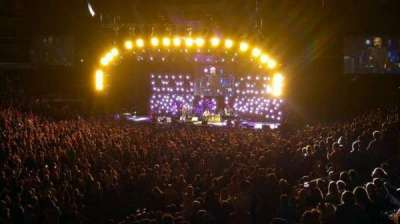 Wells Fargo Arena, section: 107, row: R, seat: 15