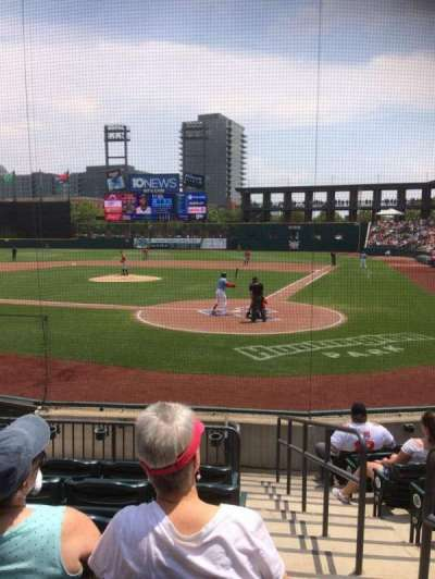 Huntington Park, section: 14, row: 9, seat: 1