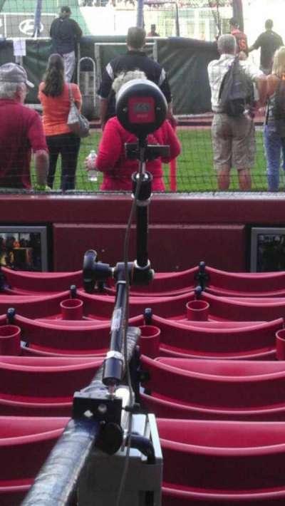 Fenway Park, section: Field Box 43, row: e, seat: 6