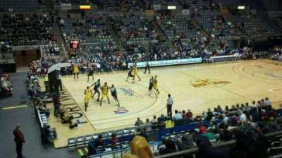 Allen County War Memorial Coliseum, section: 217, row: 16, seat: 13