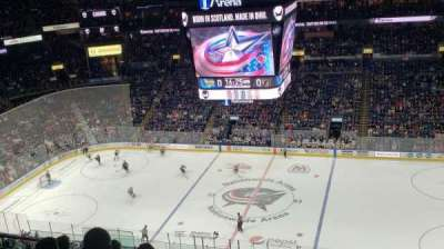 Nationwide Arena section 216