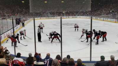 Nationwide Arena section 121