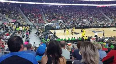 T-Mobile Arena section 4