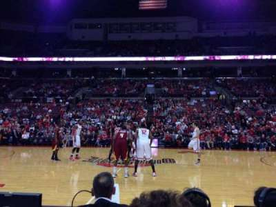 Value City Arena, section: 105, row: B, seat: 20