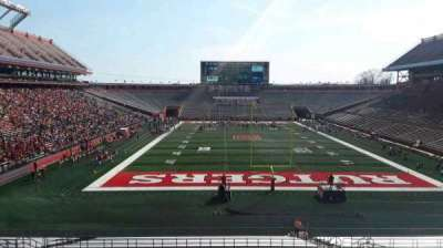 High Point Solutions Stadium, section: 116, row: 38, seat: 14