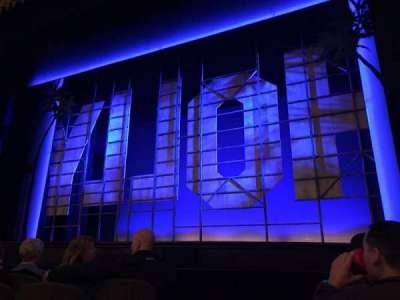 Nederlander Theatre section Orchestra R