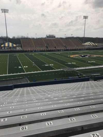 Dix Stadium, section: 6, row: 10, seat: 10