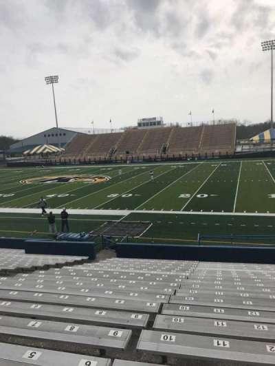 Dix Stadium, section: 2, row: 4, seat: 8
