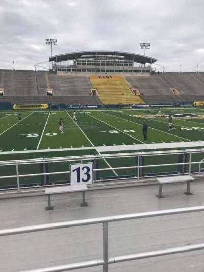 Dix Stadium, section: 13, row: C, seat: 12
