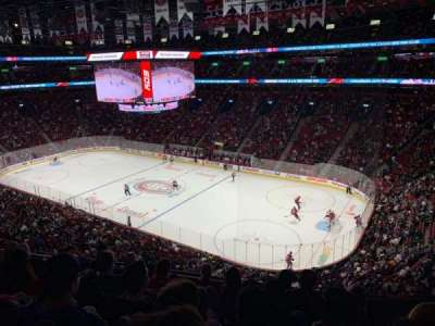 Centre Bell section 210
