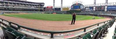 U.S. Cellular Field section 115