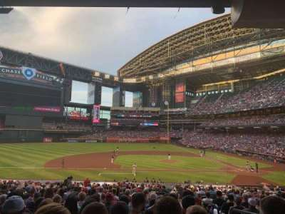 Chase Field section 128