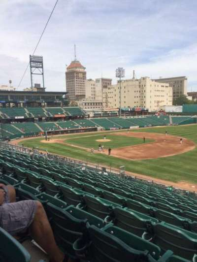 Chukchansi Park, section: 223