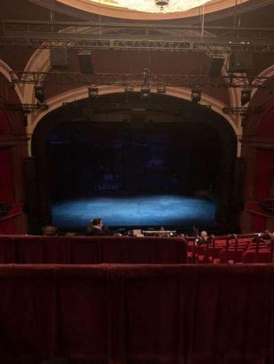 Broadway Theatre - 53rd Street section Rear Mezzanine C
