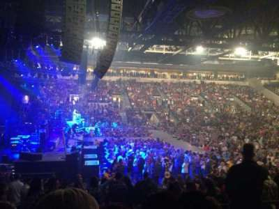 Erie Insurance Arena, section: 203, row: P, seat: 14