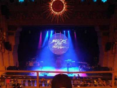Aztec Theatre, section: Mezzanine, row: D, seat: 21