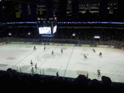 Budweiser Gardens, section: 314, row: j, seat: 12