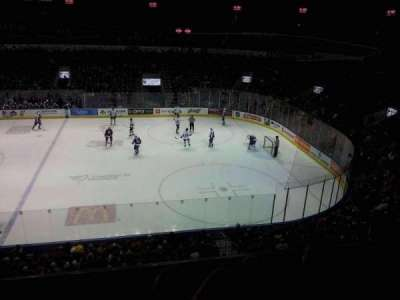 Budweiser Gardens, section: 314, row: c, seat: 6