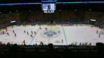 Air Canada Centre, section: 321, row: 4, seat: 4