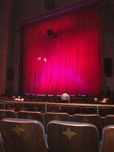 Sarofim Hall section Orchestra Right