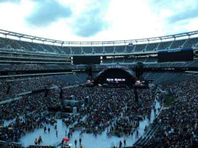 Metlife Stadium, section: 222A, row: 2, seat: 17