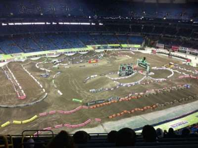 Rogers centre, section: 541R, row: 9, seat: 2
