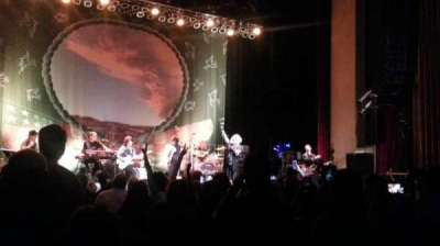 Paramount Theatre (Denver), section: ORCH L, row: L, seat: 1