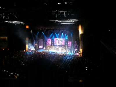 The Joint at Hard Rock Las Vegas, section: 302, row: B, seat: 12