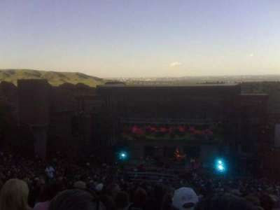 Red Rocks Amphitheatre, section: Reserved, row: 38, seat: 72
