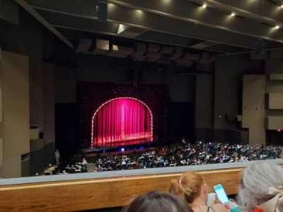 Music Hall at Fair Park, section: G-Bal, row: C, seat: 11