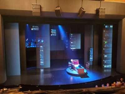 Music Box Theatre, section: Mezzanine C, row: B, seat: 113