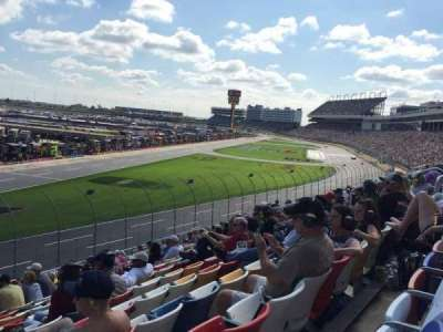 Charlotte Motor Speedway, section: GM Sec. G, row: 26, seat: 29