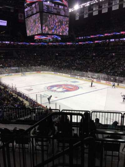 Barclays Center, section: 104, row: 5, seat: 1