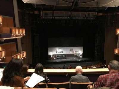 Ahmanson Theatre, section: Mezz, row: D, seat: 36
