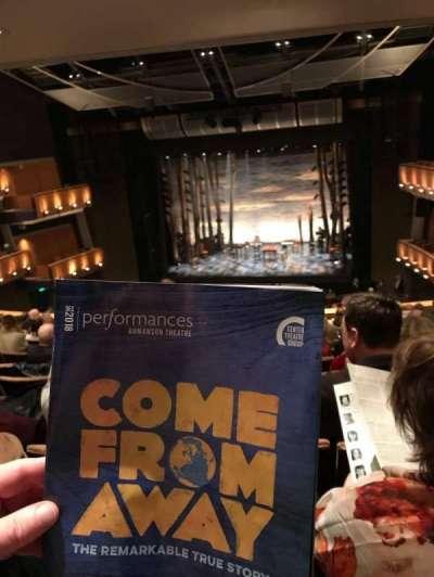 Ahmanson Theatre section Mezz