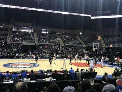 Nassau Veterans Memorial Coliseum, section: 17, row: 9, seat: 10